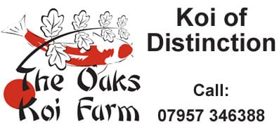 The Oaks Koi Farm
